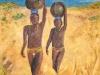 Corrie vd Pouw - Kraan | Afrika