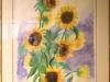 Corrie vd Pouw - Kraan | Zonnebloemen