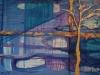 Meikie van Suchtelen | Reflectie in glas