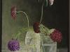 Dorrie de Roever - vd Beit | Bloemen in glas