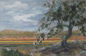 Landschap - Jos Vanhaelen